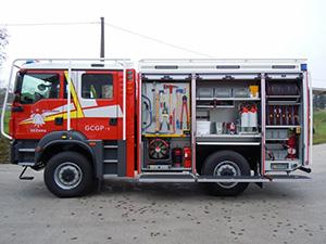 gasilska vozila ubodna GCGP-1